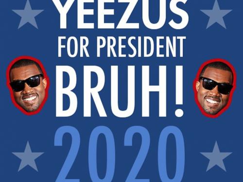 Kanye West sera candidat à la présidenceaméricaine