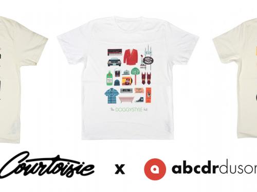 Une série de tee shirts pour nos 15ans