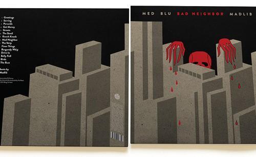 Bad Neighbor, 1er extrait, avec Med, Blu, Madlib et ce salopard de MFDoom
