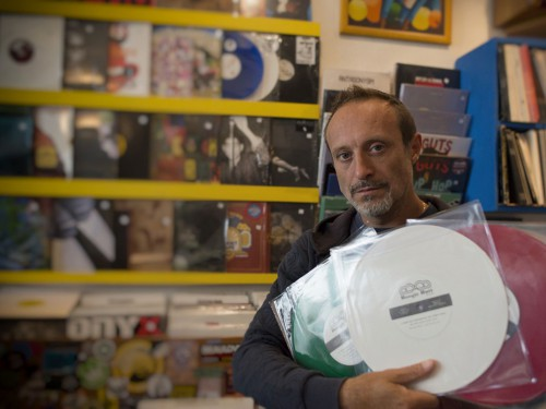 Lord Funk, confessions d'un dealer de samples