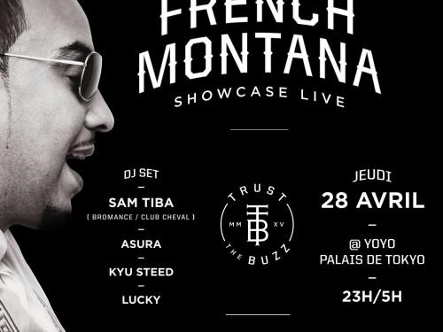 French Montana enshowcase