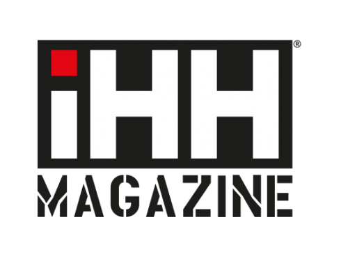 iHH Magazine : le #8 disponible