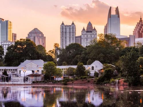 La spéciale Atlanta