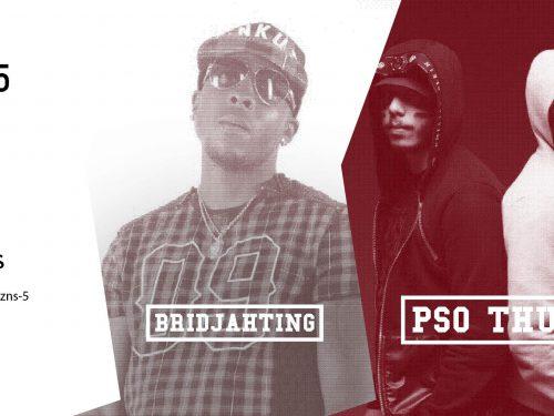PSO Thug, Bridjahting et FK enconcert