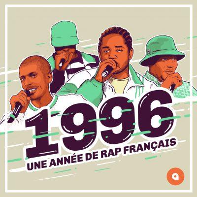 1996: une année de rap français