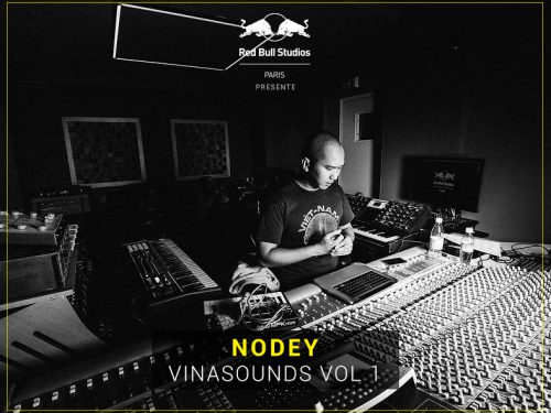 Nodey dévoile l'EPVinaSounds