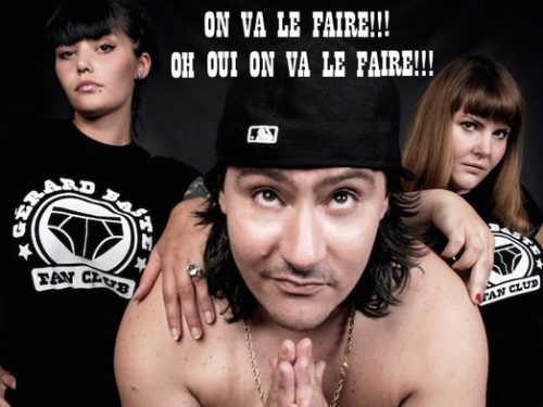 Le Prince de la Vigne, premier album de GérardBaste