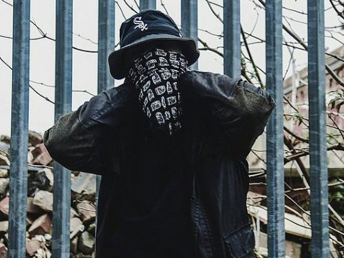 « All Blahk Tracksuit » de Sleazy F Baby
