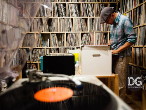 Oliver Wang, aux origines du turntablism
