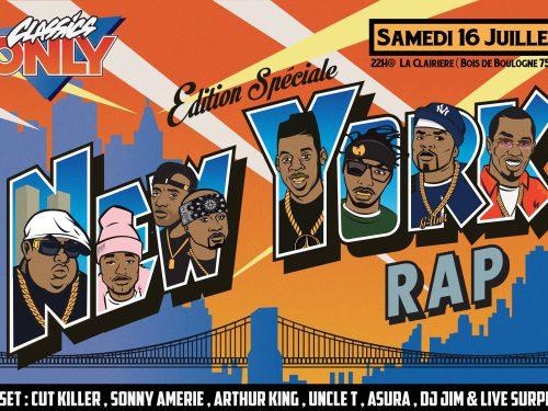 Classics Only spéciale New York à LaClairière
