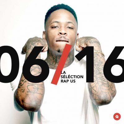 Juin 2016: la sélection rap