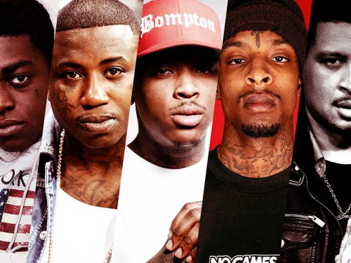 Rap US: bilan du premier semestre2016