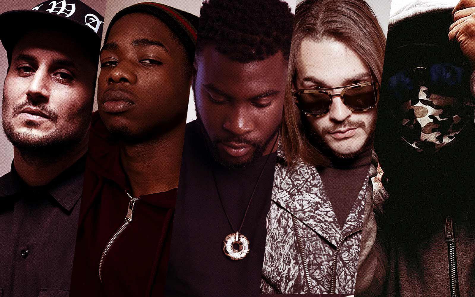 Rap français: bilan du premier semestre2016