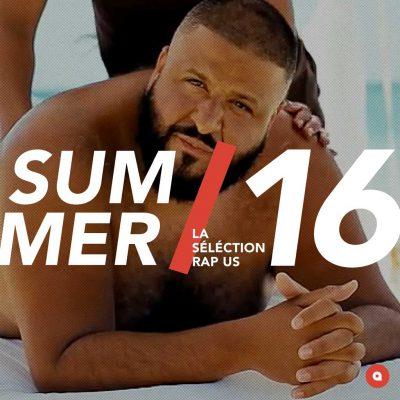 Été 2016: la sélection rap