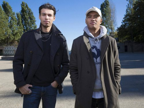 Georgio et Angelo, alliance parfaite