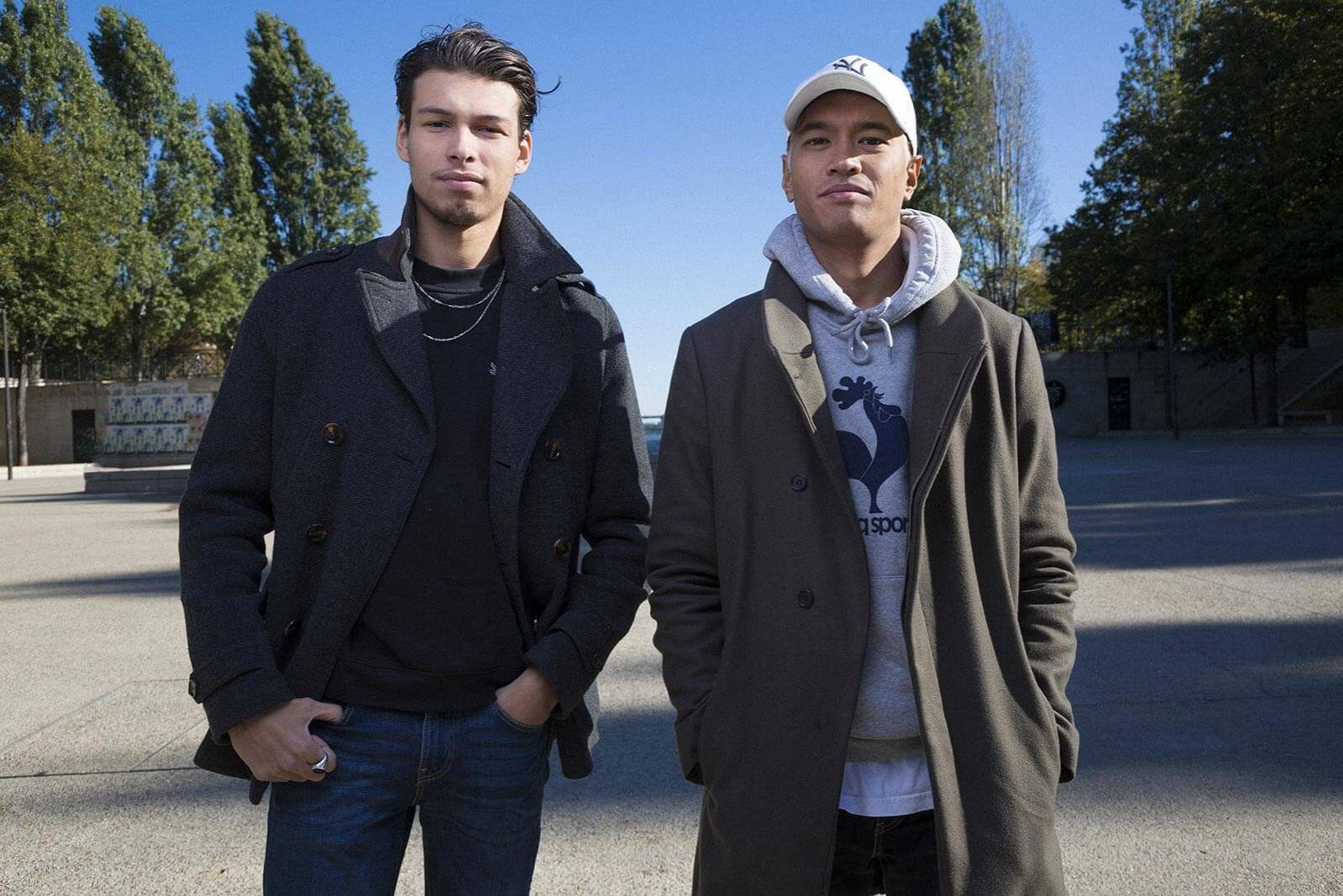 Georgio et Angelo, allianceparfaite