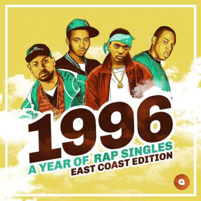 1996: une année de rap east coast