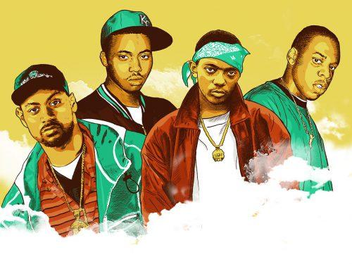 1996: une année de rap eastcoast