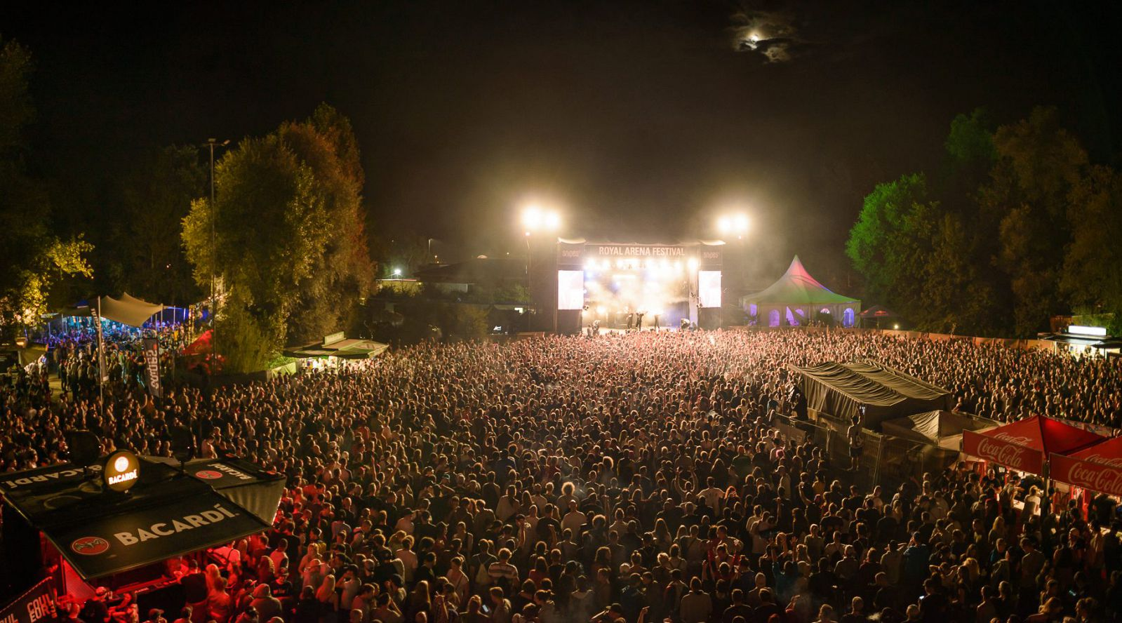 Royal Arena Festival, édition2016