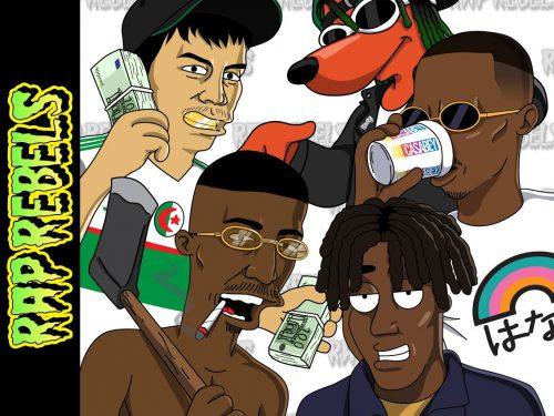 Les soirées Rap Rebels sont deretour