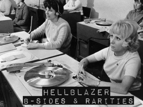 DJ Hellblazer sort «B-Sides &Rarities»