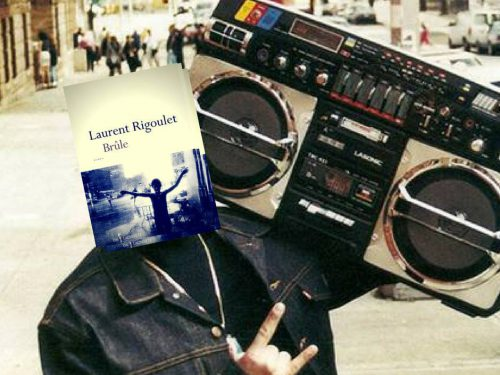 Laurent Rigoulet raconte les origines du rap lors de la soirée LivreUnplugged