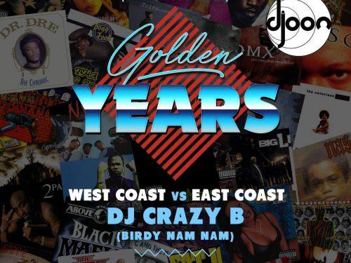 Les soirées Golden Years reviennent le dimanche 30avril