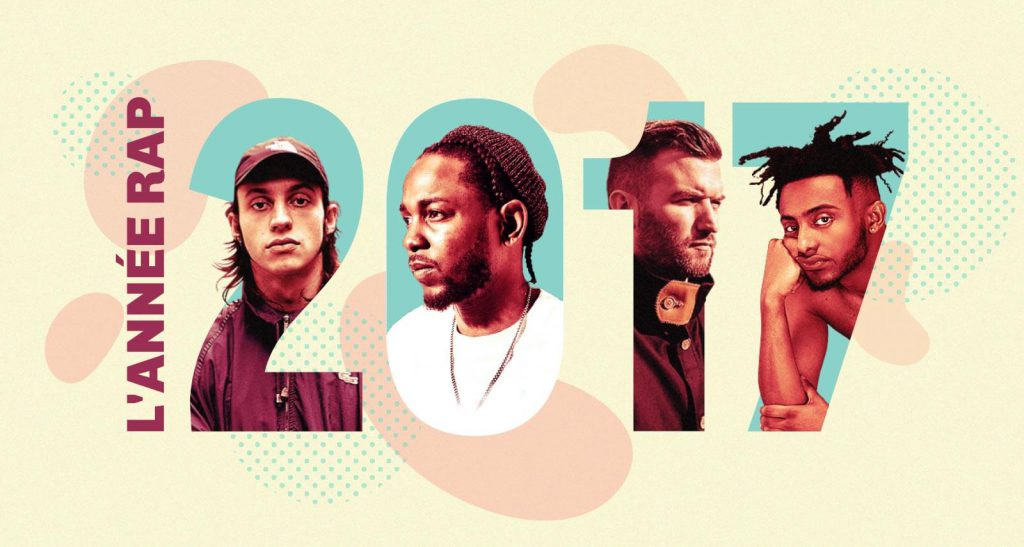 L'année rap 2017