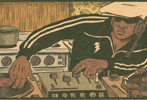 Hip-Hop Family Tree, vol.3
