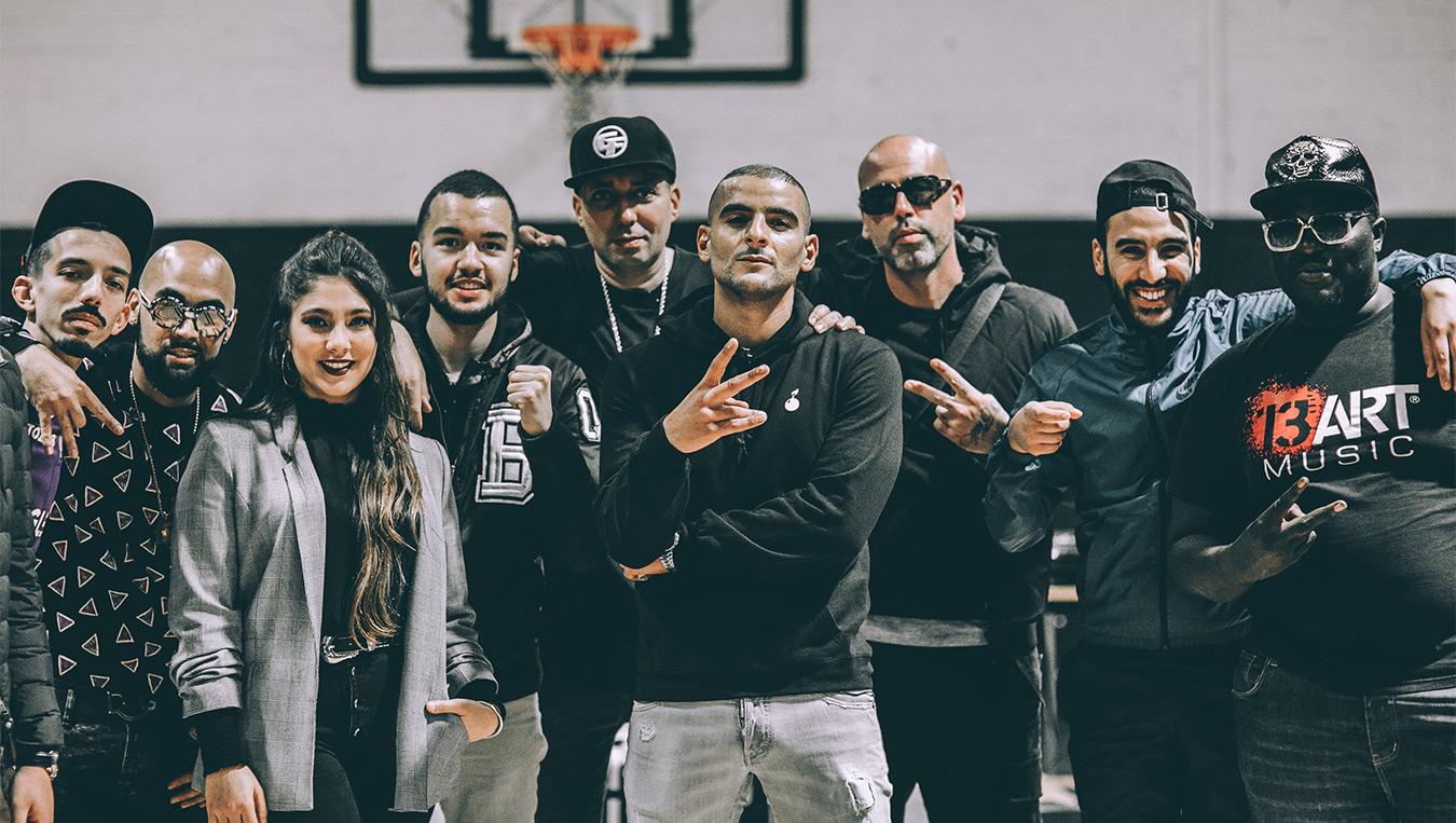 Table ronde: le rap français en2017