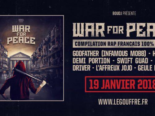 War for Peace parBoudj