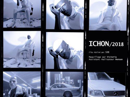 «2018 (Club des 27)», double morceaud'Ichon