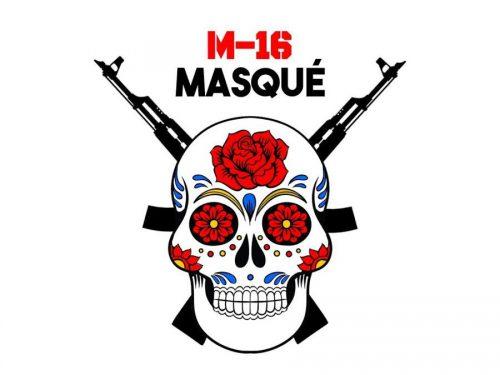 M16 Masqué