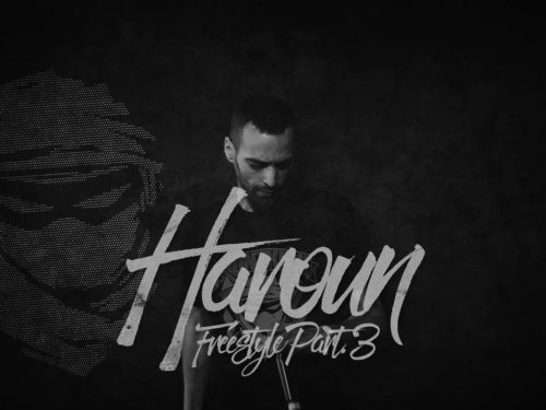 Nouveau freestyle d'Haroun