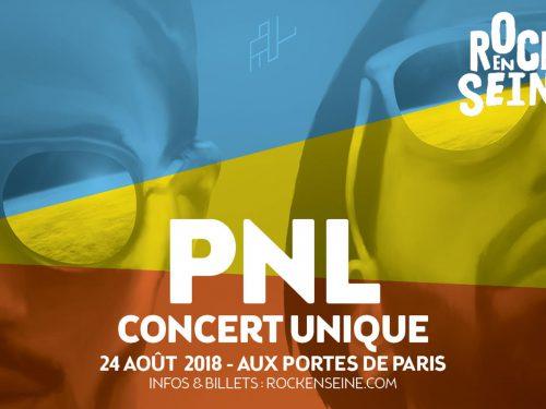PNL célèbre son retour à Rock EnSeine