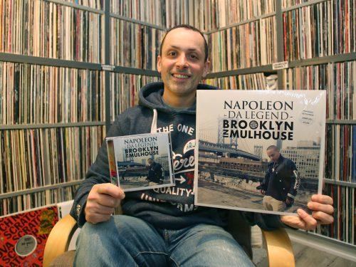 DJ Scribe, trente ans deHip-Hop
