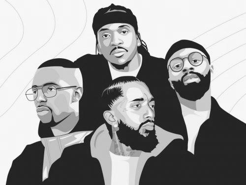 L'année rap 2018