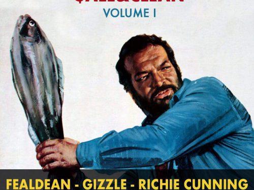 $ale&Clean Vol.1, belle mixtape de Fealdean, Gizzle et RichieCunning