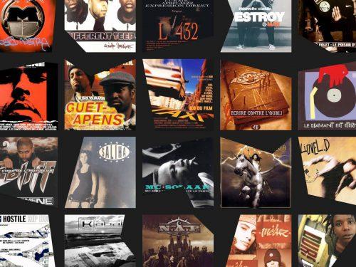 L'héritage abandonné  du rap français