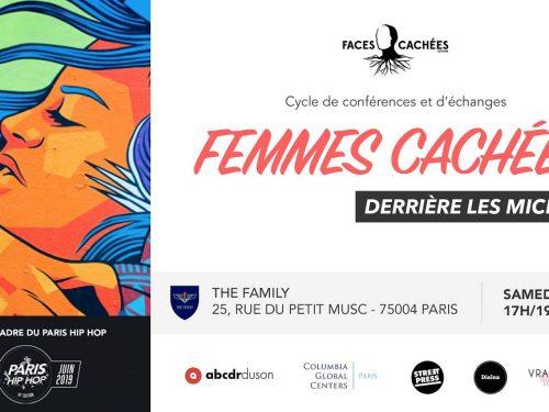 Conférence «Femmes cachées: Derrière lesmicros»
