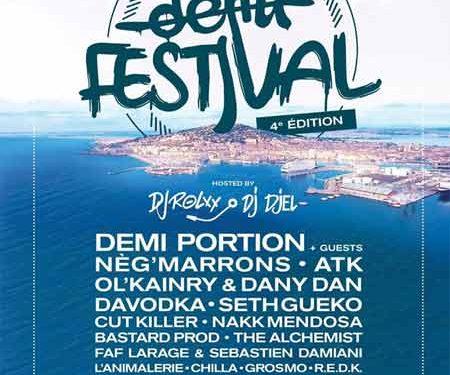Le Demi Festival à Sète et sur ArteConcert