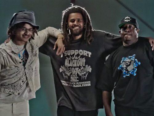 Gang Starr de retour en son et enimages
