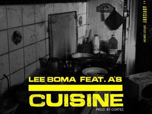 Lee Boma et A's passent encuisine