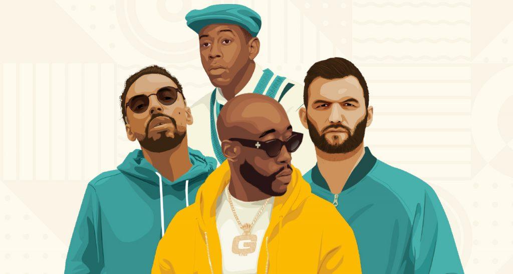 L'année rap 2019