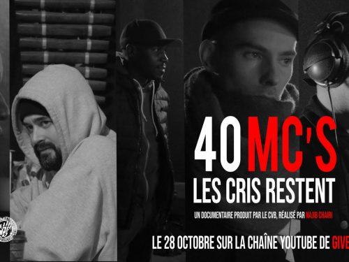 40 MCs contre la violenced'État