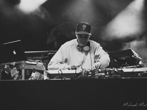 DJ Grazzhoppa, des scratches dans latête