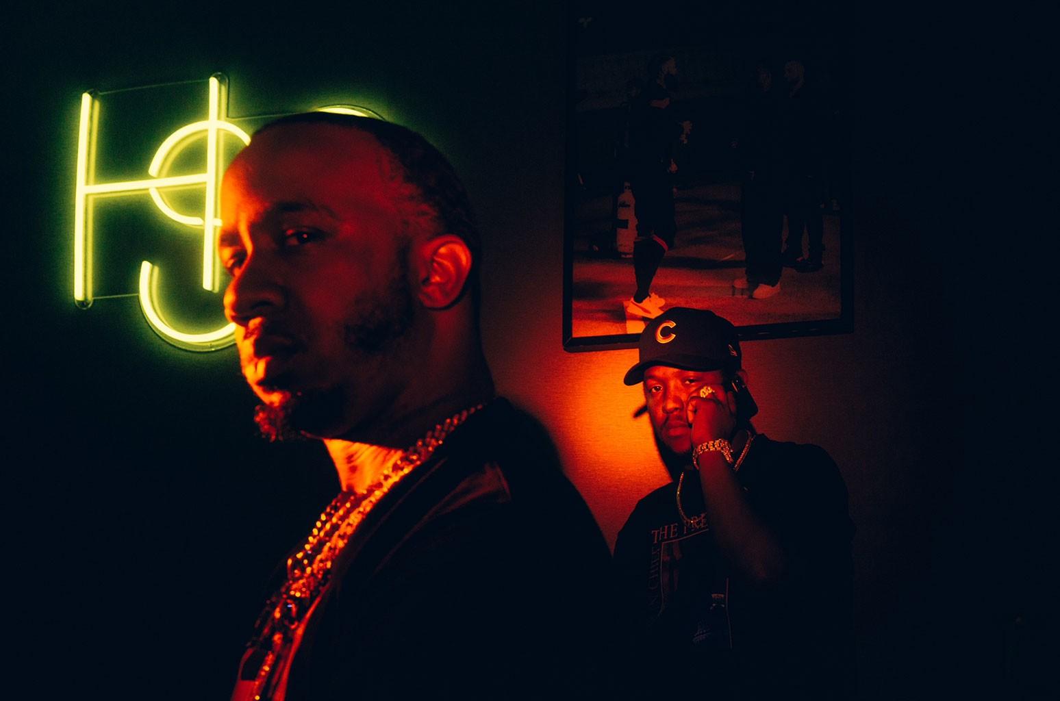 Le rap américain de l'année2020