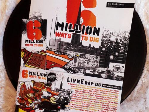 6 million ways to dig, le rap US en 130disques