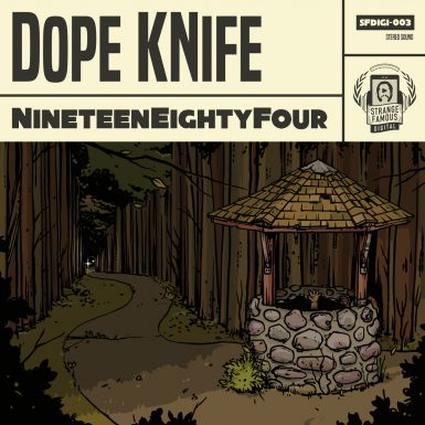 Dope Knife - NineteenEightyFour