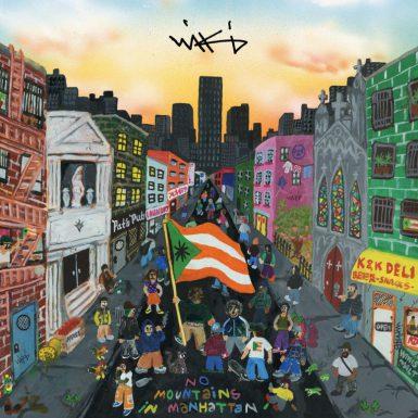 Wiki - No Mountains in Manhattan